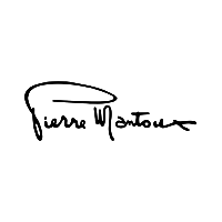 Pierre mantoux logo
