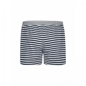 Stripes blauw streep